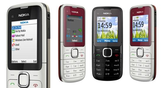 Nokia C1-01 Review – TechLimbo