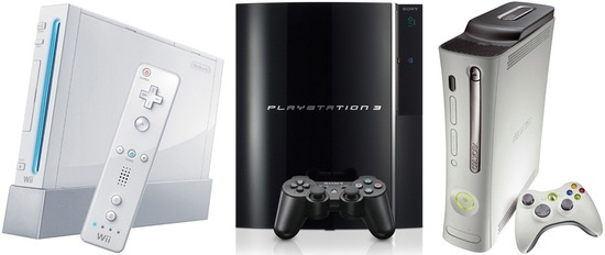 Pros and cons of the 360, wii, and ps3?